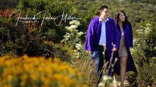 David's & Maribel's Graduation Photo Session
