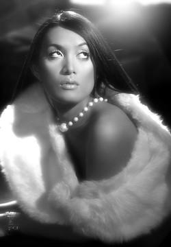 Retro Glam Portraiture