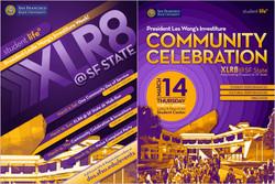 SF State XLR8 Campaign