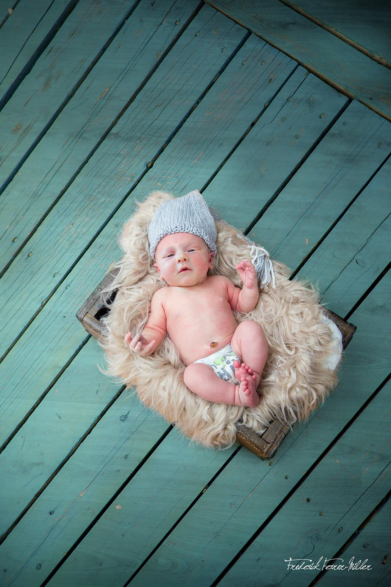 Baby Jackson Photo