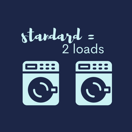 HassleFree Standard - Laundry Delivery Service