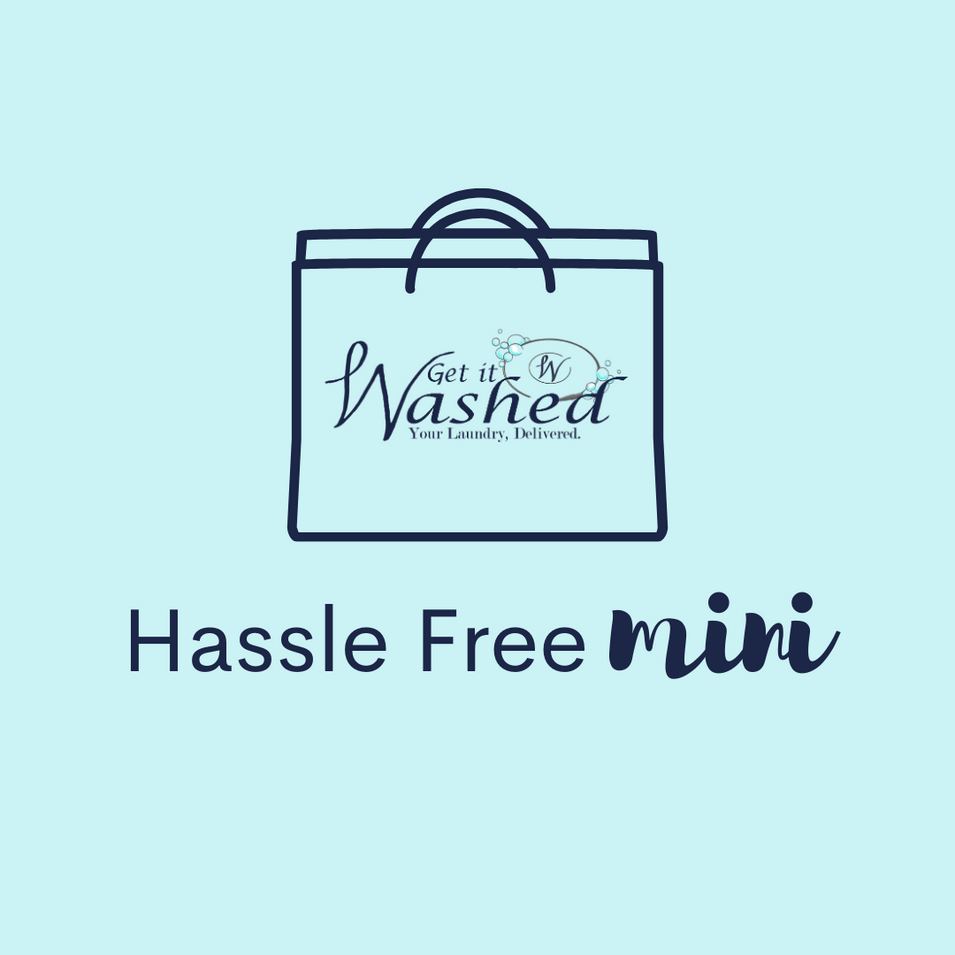 HassleFree Mini - Laundry Delivery Service