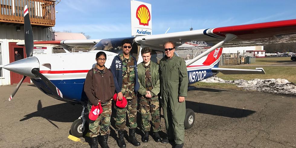 Wing Approved Cadet O Flights