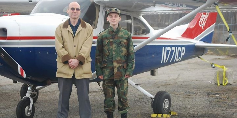 """Potential"" Cadet Orientation Flights Danbury Airport"