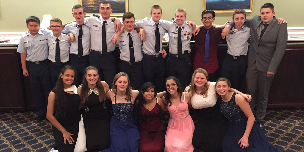 Connecticut Wing Cadet Ball