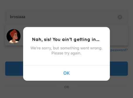 Don't Let Another Instagram Shut Down Affect You