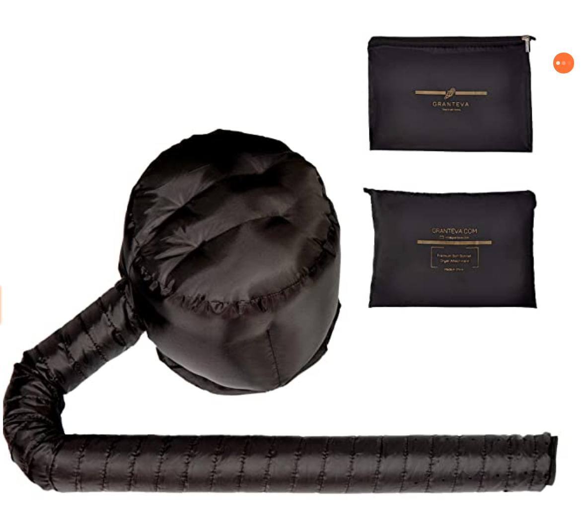 Bonnet hood dryer attachment