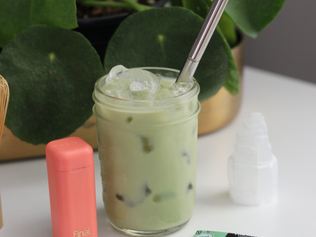 The Matcha Mix That Made Me Give up Starbucks FOR GOOD!