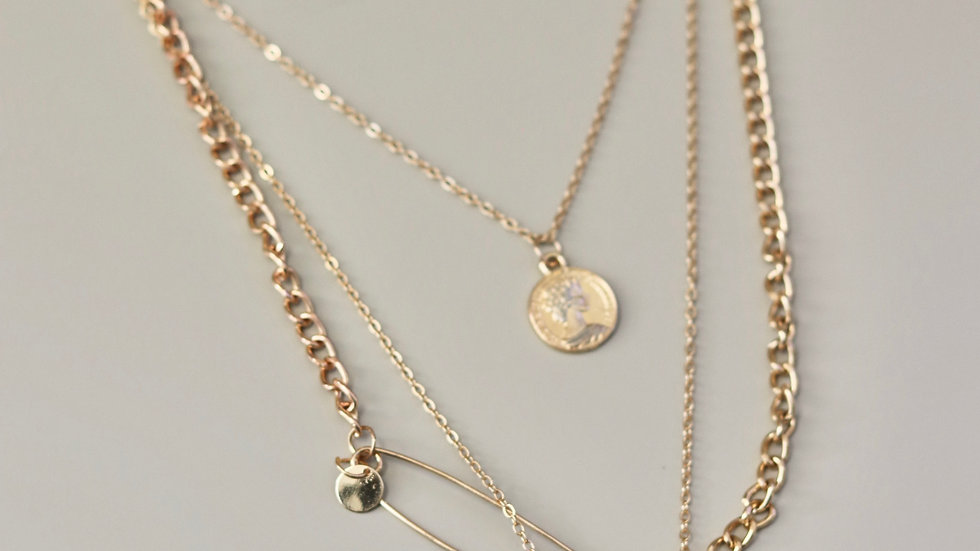 Stacks Necklace