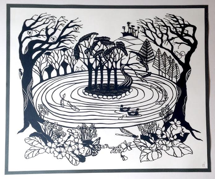 Woodall Pond