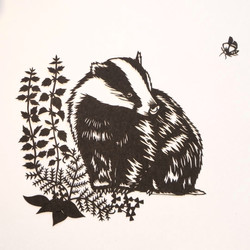 Badger and Moth