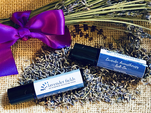 Lavender Aromatherapy Roll-on