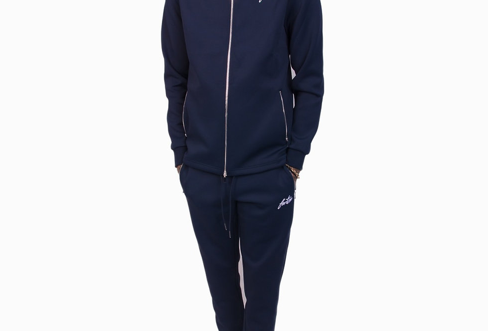 Navy Signature Tracksuit MENS