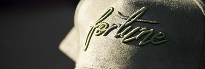 Khaki Green Fortune Autograph Cap Black Friday Special