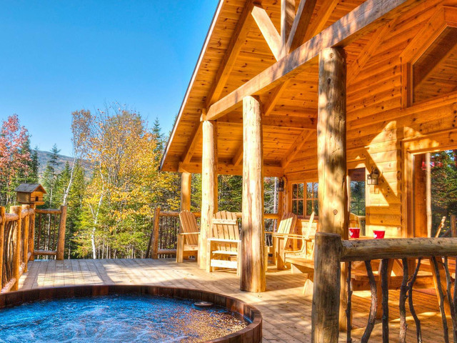 CHALET WOODY