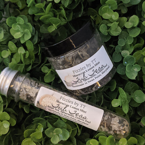 Moroccan Lemon Mint