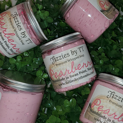 Pearberry Whipped Soap