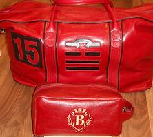 bagage cuir Serge Blaco