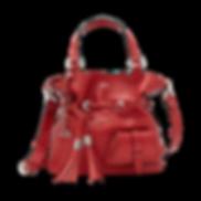 sac 1 flirt rouge