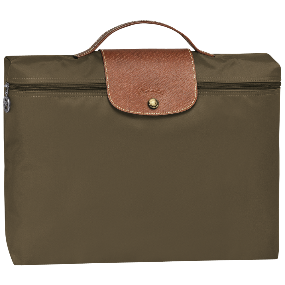 longchamp le pliage porte document