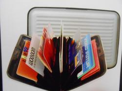Protège les cartes de la fraude