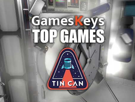 Tin Can in the Top Steam Games to Lookout for by GameKeys