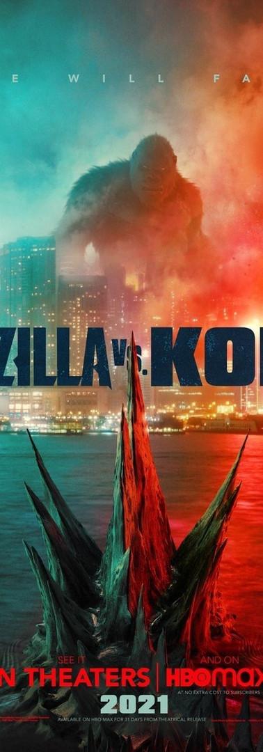 Godzilla vs Kong 6/10
