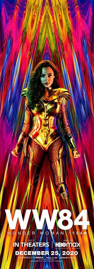 Wonder Woman 1984 5/10