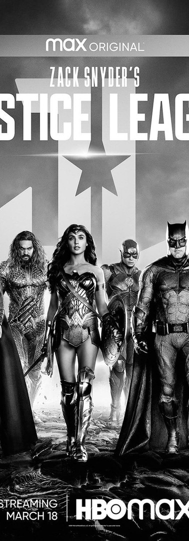 Zack Snyder's Justice League 7/10