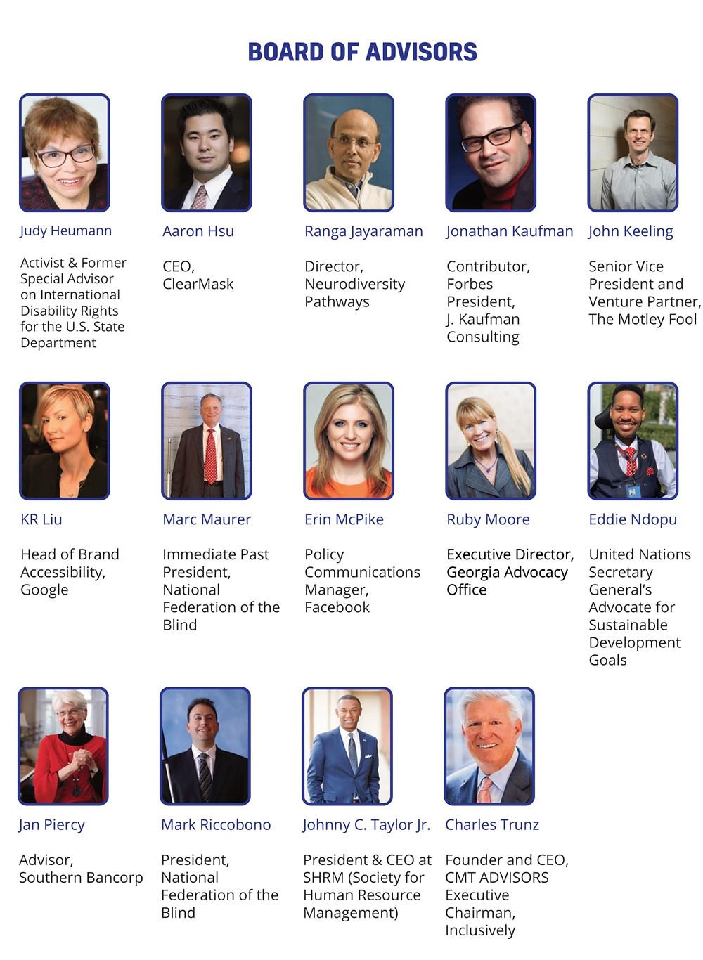 SmartJob Board of Advisors