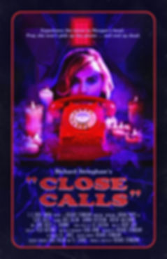Close Calls Cover Art [Billing Block] -S
