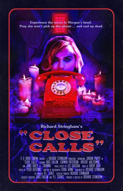 Close Calls Cover Art [Billing Block] -S