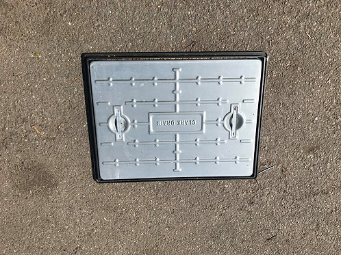 Galvanised Steel Access Covers