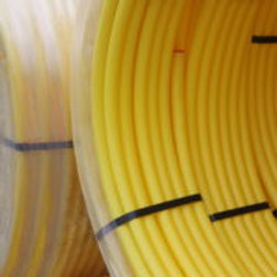 Yellow PE80 Gas Pipe SDR11 - G.I.S/PLS2-2
