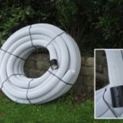 Wrapped Land Drain Coils - Type 8 Filter Drain