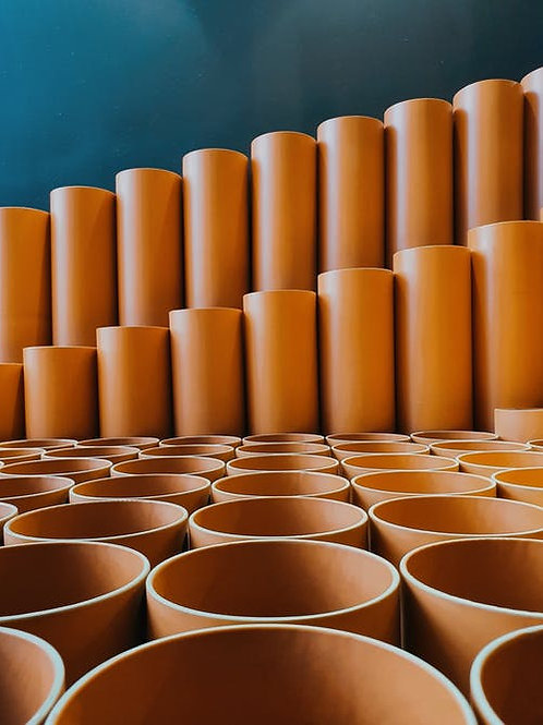160mm x 6mtr sewer pipe (plain ended)