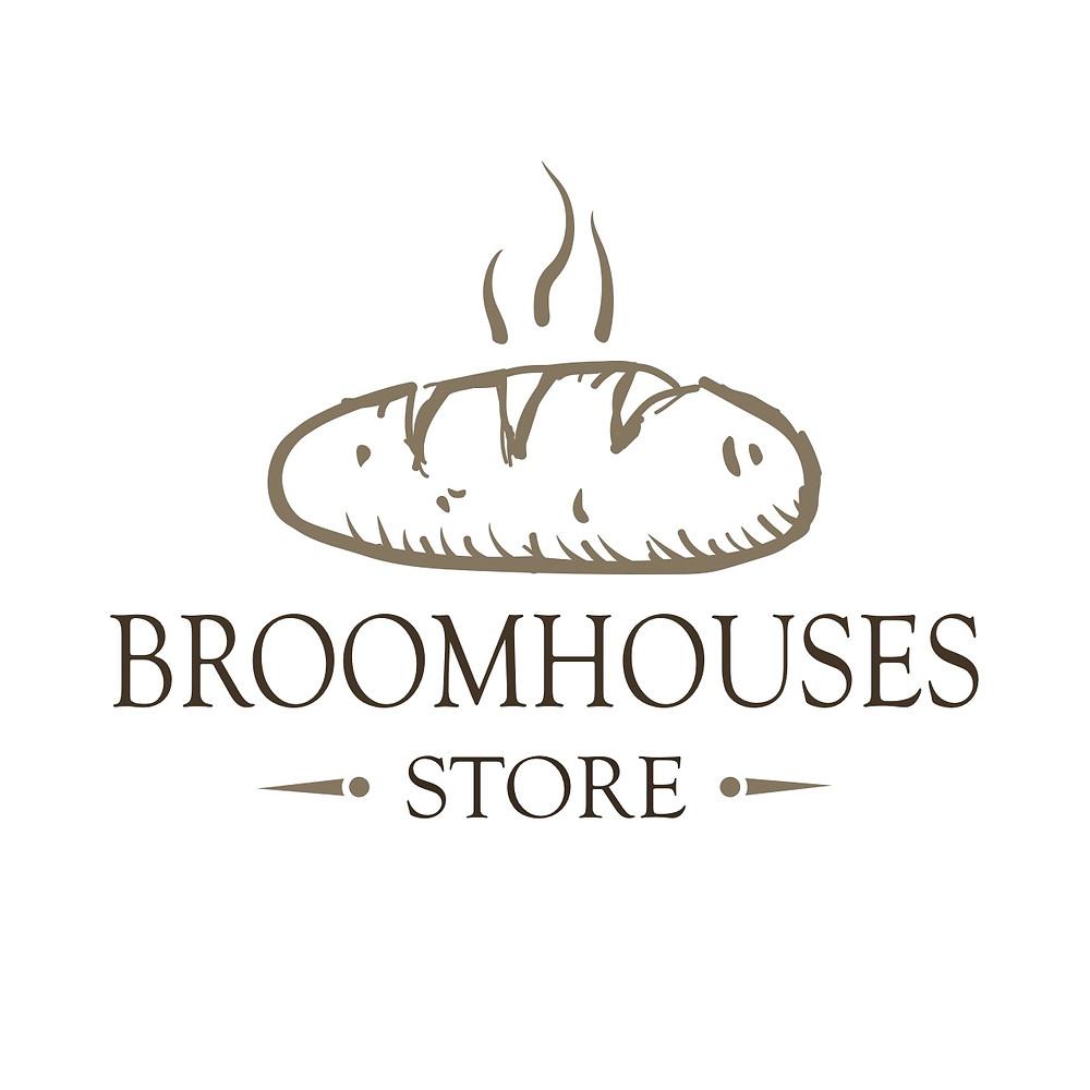 Broomhouses Store Logo