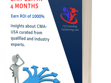 How to become CMA-USA in 4 months? A Q&A guide