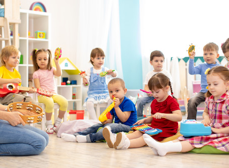 How Musical Training Can Prompt Emotional and Behavioral Growth In Children