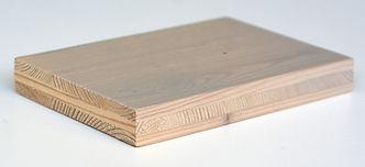 Panneau de bois technique ignifugé par finition vernis Imca panels