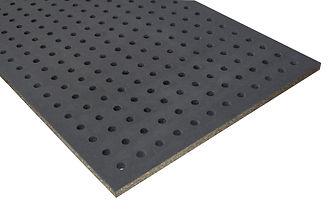 Panneau acoustique bois ciment CETRIS AKUSTIC INCOL, incombustible ignifugé euroclasse A2-s1,d0