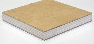 Panneau de bois technique ignifugé dans la masse Imca panels