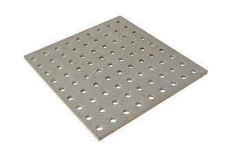 Panneau acoustique bois ciment CETRIS AKUSTIC, incombustible ignifugé euroclasse A2-s1,d0