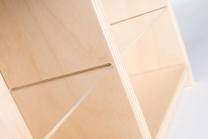 Panneau de bois contreplaqué utilisation de contreplaqué meuble étagère, Imca Panels