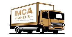 Livraison panneaux bois partout en france et en belgique, contreplaqué, multiplis, panneaux bois massif, bois-ciment IMCA PANELS
