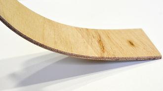 Panneau de bois technique cintrable Imca panels