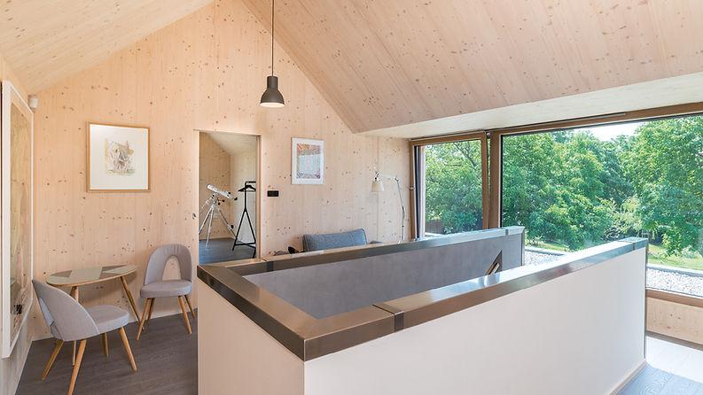 Maison bois NOVATOP panneaux 3 plis épicéa construction CLT