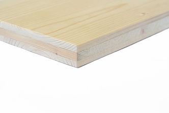 Panneau de bois massif épicéa Novatop 3 plis 5 plis triplis Imca panels