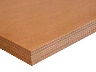 Panneau de bois contreplaqué Hêtre, multiplis Hêtre