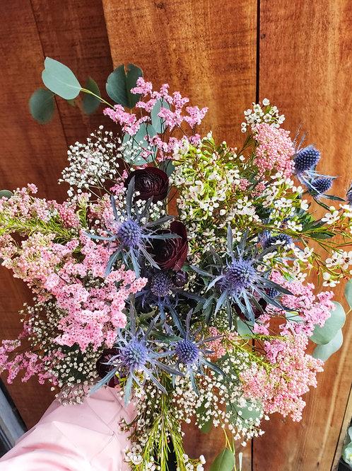 Fresh, free, and wild flowers